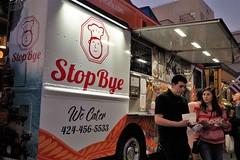 Stop Bye  Food Truck - DTLA