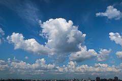 Summer sky (namhdyk) Tags: sky clouds summer canon canonpowershot canonpowershotg7x