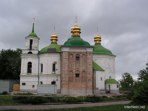 Київ, Церква Спаса на Берестові InterNetri.Net  Ukraine  210