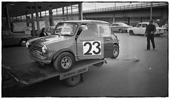 Unloading the racing Mini... (iEagle2) Tags: mini renault r8