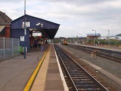 Carmarthen - 13-07-2017 (agcthoms) Tags: wales carmarthen station railways trains arrivatrainswales