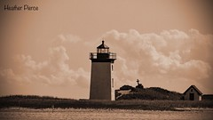Last Point of light off Provincetown, Cape Cod. (heatherpierce2) Tags: provincetown newengland water capecod lighthouses