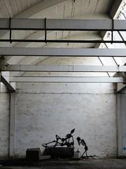 Klaas Van der Linden / secret location - 5 aug 2018 (Ferdinand 'Ferre' Feys) Tags: gent ghent gand belgium belgique belgië streetart artdelarue graffitiart graffiti graff urbanart urbanarte arteurbano ferdinandfeys klaasvanderlinden