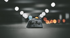New York (Tim RT) Tags: tim rt reutlingen nyc newyork new york city state mine cap hut night lights orange red bokeh still visual instired hypebeast team sony a7 a7iii alpha dof desing love beautiful lifestyle picture fe 85mm f18 prime natural lens
