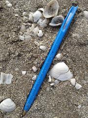 Panoramas residuales. (giampaolo&foster) Tags: sanclemente playa mar plastico contaminación mugre huella huellahumana polución río ríodelaplata puntalara arena agua
