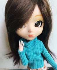 ally - pullip nina (angelwxngs) Tags: planning jun junplanning obitsu ally nina doll pullip