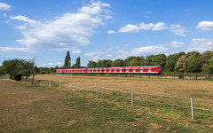 DB 420 483 + 420 419 - Langenfeld (Rheinl.) (Pau Sommerfeld Acebrón) Tags: