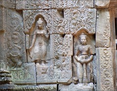 Angkor, Ta Som Temple 20180203_105539 DSCN2639 (CanadaGood) Tags: asia seasia asean cambodia siemreap angkor tasom temple sculpture building architecture archaeology canadagood 2018 thisdecade color colour buddhist khmer