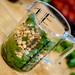 Basilikum-Bärlauch Pesto Mixer