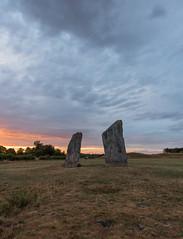 Sunset, Avebury, Wiltshire (paul.humphrey82) Tags: avebury wiltshire stones sunset sky stonehenge pagan ridgeway uk england nationaltrust