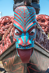 Culture maori (Voyages Lambert) Tags: polynesianethnicity waitangi travel tribalart tourism celebration tiki craft carvingcraftproduct sculpture mori indigenousculture history woodmaterial cultures nationallandmark war humanface northland newzealand polynesia island pacificocean sea grounds symbol nauticalvessel waka polynesianculture warriorfilmtitle