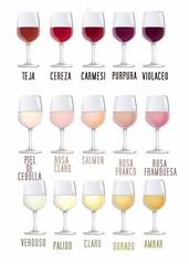 Los colores del vino (Tomás Elías González) Tags: colores color vino vinos enologia enologo enoturismo cata catador catadevino