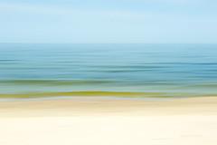 on the beach (renatecamin) Tags: ocean water beach strand balticsea sea ostsee abstract