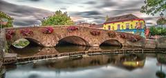 The Mall Bridge (mickreynolds) Tags: comayo ireland mallriver nd1000 nx500 river samyang12mm water westport wildatlanticway longexposure