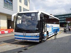 Hulleys 6 YJ06LDF Derby (Guy Arab UF) Tags: hulleys 6 yj06ldf vdl sb4000 marcopolo viaggio ii 330 coach bus morledge derby derbyshire independents buses