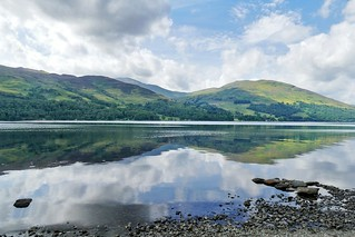Loch Earn Landscape
