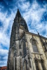 Münster 2018 (22_Juli)_0536b (inextremo96) Tags: münster botanischergarten muenster westfalen widertäufer lamberti aegidien dom kirche church germany mittelalter darkage kiepenkerl