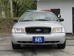 Marblehead Police Department (Evan Manley) Tags: marblehead ohio policedepartment fordcrownvictoria police lake erie