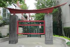 Vancouver Chinatown Abacus (Stabbur's Master) Tags: canada vancouver vancouverbc publicart outdoorsculpture outdoorart vancouverpublicart gwenboyle gwenboyleabacus abacussculpture chinatown vancouverchinatown