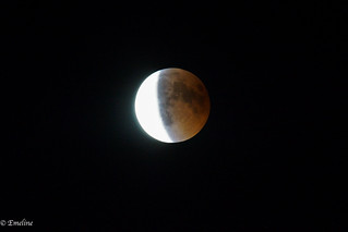 Red Moon eclipse 27/07/2018