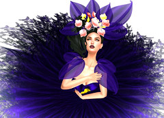 LuceMia - Virtual Diva Couture (2018 SAFAS AWARD WINNER - Favorite Blogger - MISS ) Tags: virtualdiva gift group sl secondlife mesh fashion creations blog beauty hud colors models lucemia