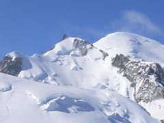 Mont Blanc (Papy.Ra) Tags: montagne montblanc chamonix white snow