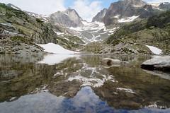 20180717-17-Reflections in Lac Blanc (Roger T Wong) Tags: 2018 alps france lacblanc montblanc rogertwong sel2470z sony2470 sonya7iii sonyalpha7iii sonyfe2470mmf4zaosscarlzeissvariotessart sonyilce7m3 tmb tourdumontblanc bushwalk hike lake mountains outdoors reflection tramp trek walk water