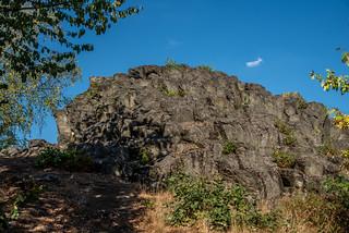 Göthekopf am großen Stein