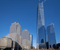(A Sutanto) Tags: new york city skyline lower manhattan freedom tower one world trade center ground zero skyscraper building tall super