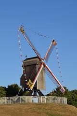 Sint-Janshuismolen Brugge (eddespan (Edwin)) Tags: brugge werelderfgoed westvlaanderen belgië belgium belgique belgien unescoworldheritagesite