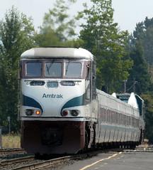 Mt Baker Trainset (Slideshow Bruce) Tags: eugene oregon talgo mt baker amtrak f59 469