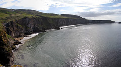 County Antrim Coast (Rich Jacques) Tags: countyantrim northernireland coast coastline july 2018 sea canon digitalixus950is