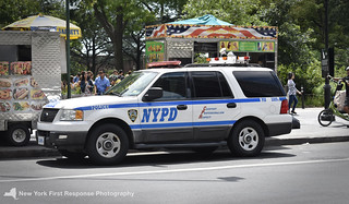 2005 NYPD Expedition 5509 (PSB)