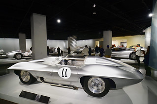 1959 Corvette XP-87 Stingray Racer