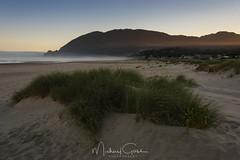 Manzanita Sunrise (NikonDigifan) Tags: manzanitaoregon beach sanddune pacificocean ocean westcoast oregoncoast nikond750 nikon28300 sunrise morning mikegassphotography