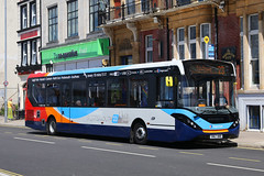 SN67 WWB, The Hard, Portsmouth, May 10th 2018 (Southsea_Matt) Tags: sn67wwb 26157 route23 alexanderdennis adl enviro200 e200 mmc thehard portsmouthharbour portsmouth hampshire england unitedkingdom may 2018 spring canon 80d stagecoach southdown bus omnibus vehicle passengertravel publictransport