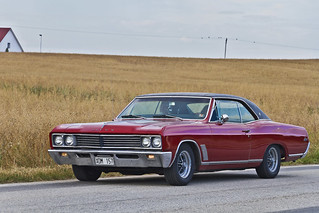 Buick Skylark Sport Coupé 1967 (8428)