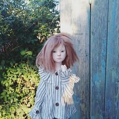 zr (Silenceer) Tags: dollmore zihu dollmorezihu bjdhybrid loongsoul bjd garden rrabit