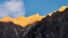 (Whitney Goodey) Tags: himalayas mountains sunrise sky clouds himachalpradesh india