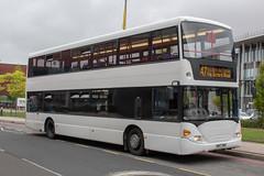 Bullocks Coaches SN57DBU * In Explore* (Mike McNiven) Tags: bullocks coaches scania omnicity centralmanchester hospitals piccadilly railwaystation universities