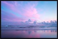 Sunset at Cannon Beach (jk walser) Tags: beach cannonbeach fujixt2 jkwalser oregon pacificocean sunset coast sundown