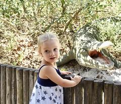 For Real?!? (donna_0622) Tags: alligator kids gulfarium fl florida summer vacation nikon d750