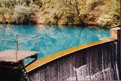 Blue Lake at Jenolan (spelio) Tags: 2000 c41 copy a6000