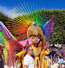 Drag_Ybridex_&_Bruno_Zanotti_Gay_Pride_Montpellier_2018_ENERGAY (AngeloDemon) Tags: dragybridex dragqueen drag défilé diversité energay gaypride gay gaypridemontpellier gaypridemontpellier2018 montpellierpride pridemontpellier pridemontpellier2018 angelodemon atlantidevoyager atlante atlantide arcenciel marchedesfiertés multicolore maquillage makeup parade peyrou montpellier
