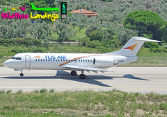 "5B-DBB TUS Air Fokker 70 • <a style=""font-size:0.8em;"" href=""http://www.flickr.com/photos/146444282@N02/43581627362/"" target=""_blank"">View on Flickr</a>"