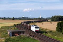 Beschendorf (Nils Wieske) Tags: schleswigholstein ostholstein vogelfluglinie hvle traxx baureihe 285 güterzug train railway railroad eisenbahn bahn