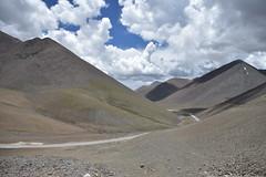 Pass at 5190 m near Lake Namtso, Tibet (5) (Prof. Mortel) Tags: tibet lake namtso