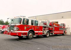 District Of Columbia Fire Department (DCFD) Truck 7 (Seth Granville) Tags: dcfd district of columbia fire ems truck 7 2014 spartan gladiator erv tiller tda 100 ladder