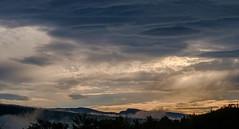 Sunset Over Stairs Mountain, New Hampshire (jtr27) Tags: dscf0427xl jtr27 fuji fujifilm xt20 xtrans nikon nikkor 55mm f35 manualfocus stairsmountain whitemountains newhampshire nh newengland
