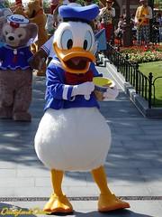Donald Duck (Disneyland Dream) Tags: shanghai disneyland park personnage character donald duck